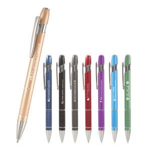 Mat metalen pen